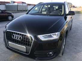 Новый Уренгой Audi Q3 2012