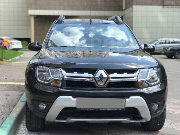 Renault Duster, 2017 год, 798 000 руб.