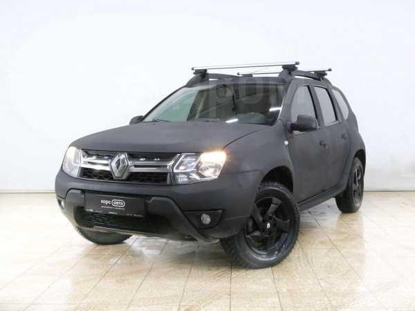 Renault Duster, 2015 год, 579 000 руб.