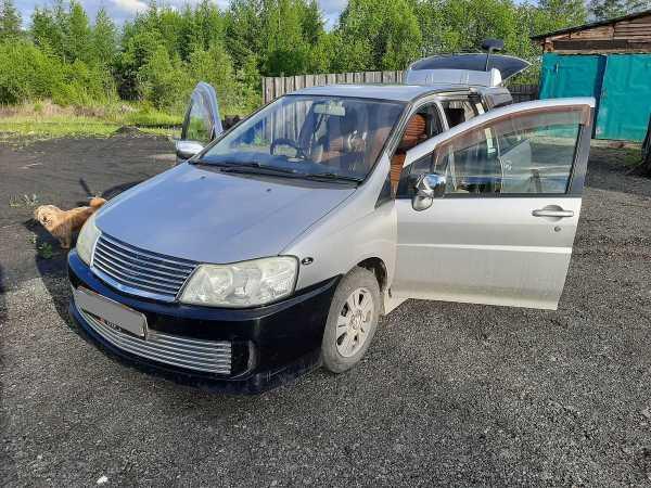 Nissan Liberty, 2001 год, 220 000 руб.