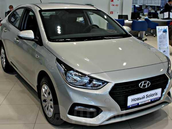 Hyundai Solaris, 2019 год, 905 000 руб.