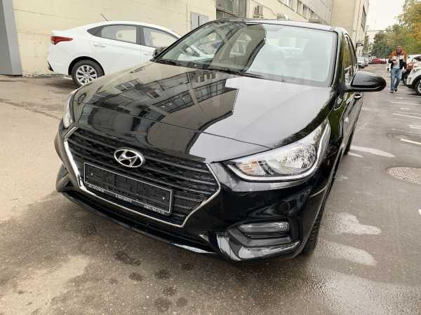 Hyundai Solaris, 2020 год, 1 011 000 руб.