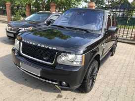 Уссурийск Range Rover 2009