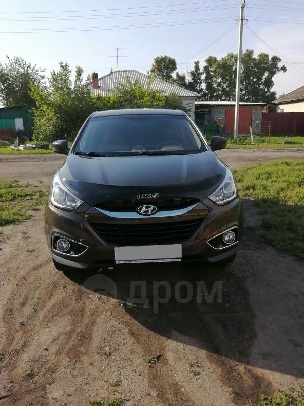 Hyundai ix35, 2013 год, 840 000 руб.