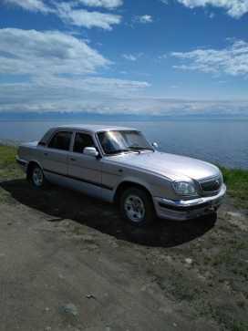 Северобайкальск 31105 Волга 2005