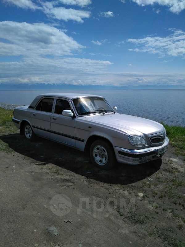 ГАЗ 31105 Волга, 2005 год, 115 000 руб.