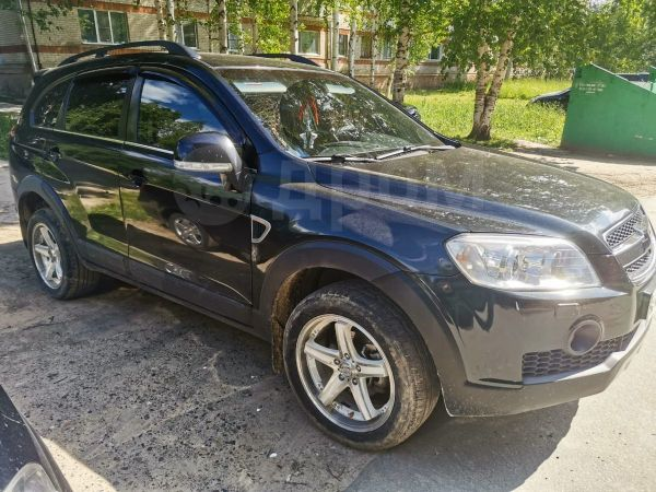 Chevrolet Captiva, 2010 год, 600 000 руб.