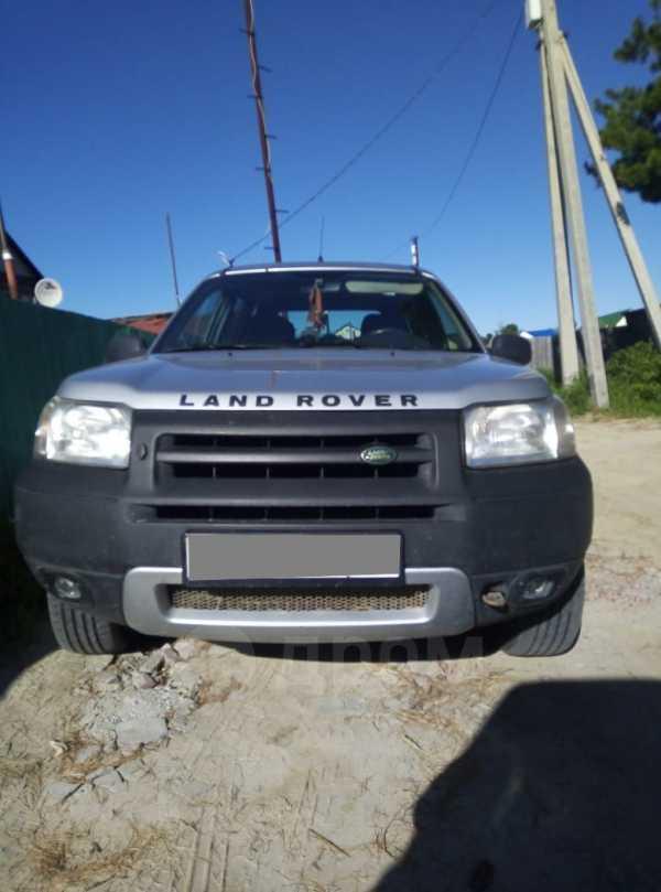 Land Rover Freelander, 2003 год, 330 000 руб.