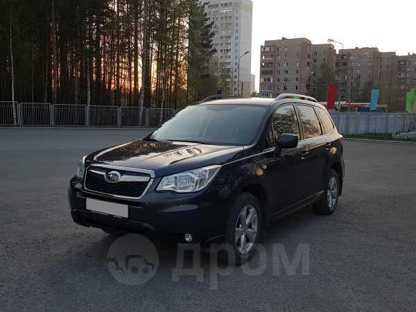 Subaru Forester, 2014 год, 1 099 000 руб.