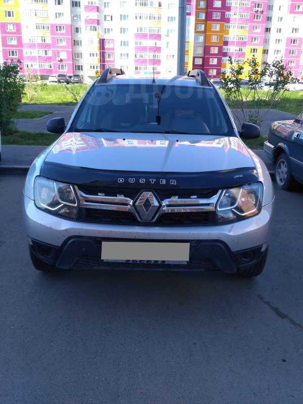 Renault Duster, 2015 год, 660 000 руб.
