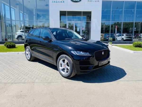 Jaguar F-Pace, 2020 год, 4 572 000 руб.