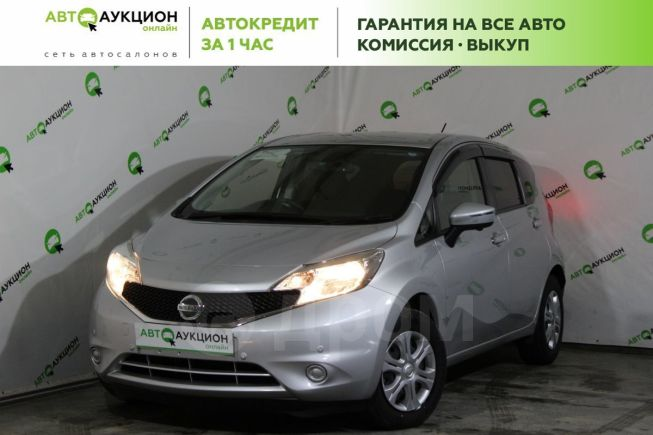 Nissan Note, 2016 год, 579 000 руб.