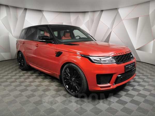 Land Rover Range Rover Sport, 2020 год, 8 242 074 руб.