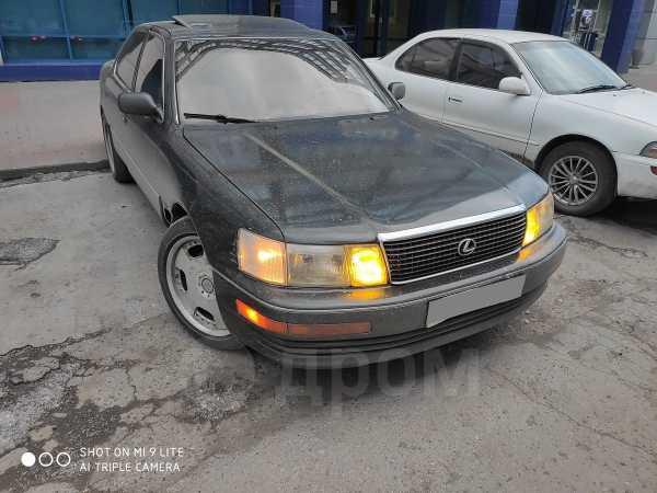 Lexus LS400, 1991 год, 320 000 руб.