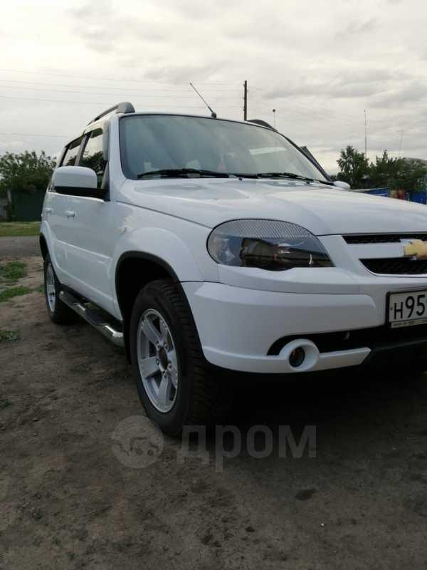 Chevrolet Niva, 2019 год, 740 000 руб.