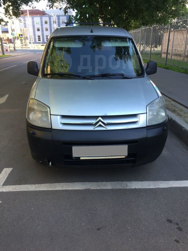 Citroen Berlingo, 2007 год, 185 000 руб.