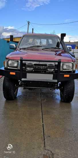 Сковородино Hilux Pick Up 1990