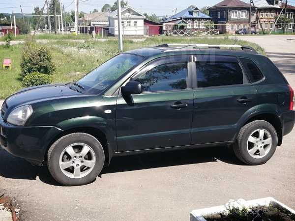 Hyundai Tucson, 2007 год, 499 000 руб.
