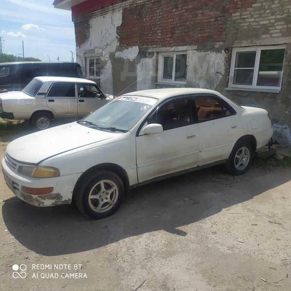 Toyota Carina, 1992 год, 92 000 руб.