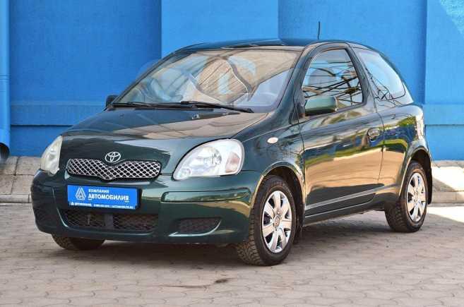 Toyota Yaris, 2004 год, 200 000 руб.