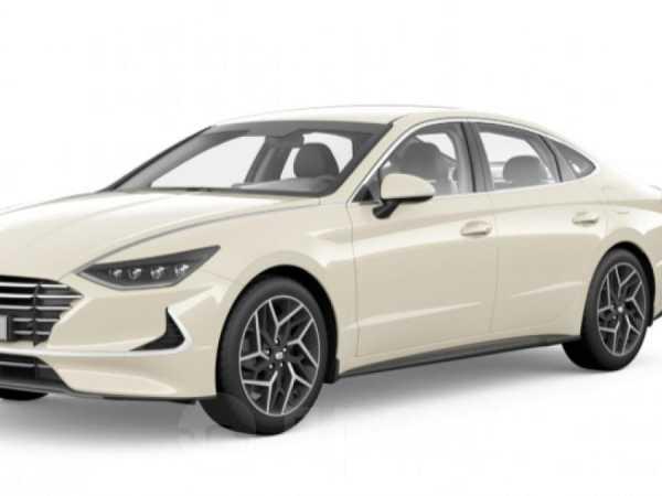 Hyundai Sonata, 2020 год, 1 975 328 руб.