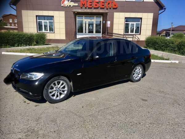 BMW 3-Series, 2007 год, 595 000 руб.