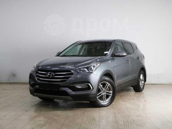 Hyundai Santa Fe, 2017 год, 1 705 000 руб.
