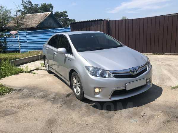 Toyota Sai, 2012 год, 970 000 руб.