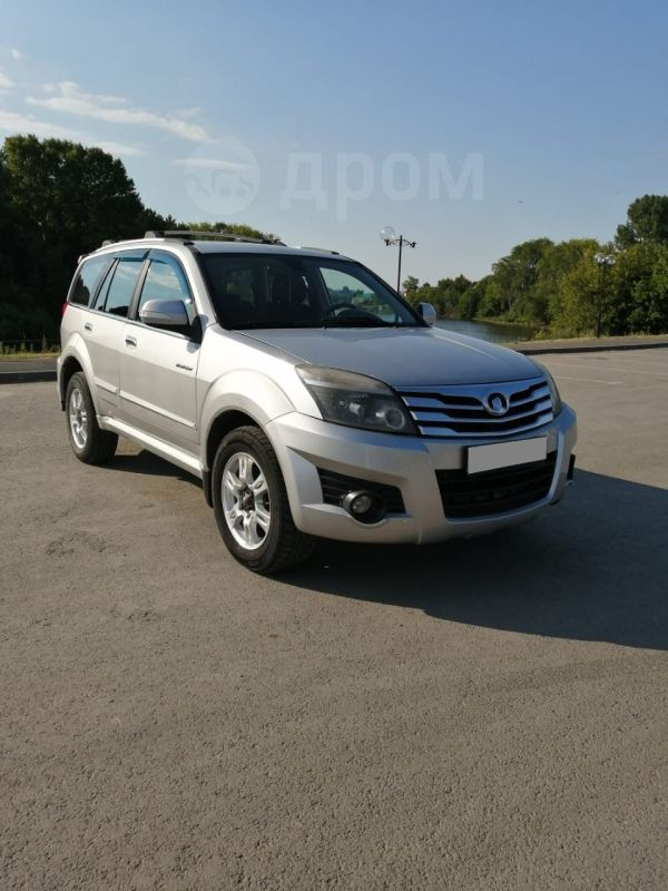 Great Wall Hover H3, 2013 год, 525 000 руб.