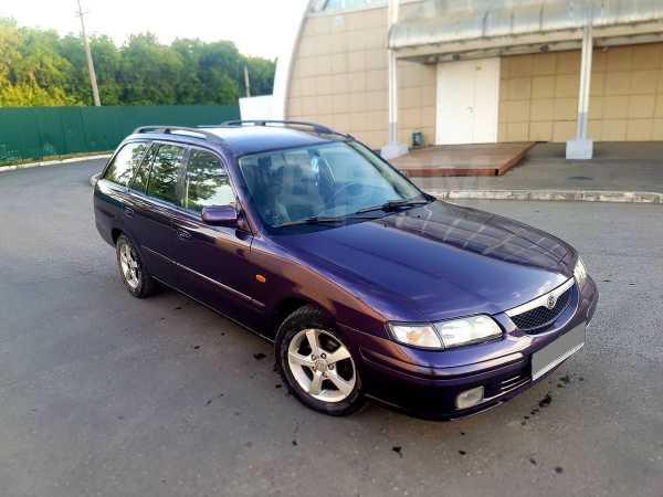Mazda 626, 1998 год, 170 000 руб.
