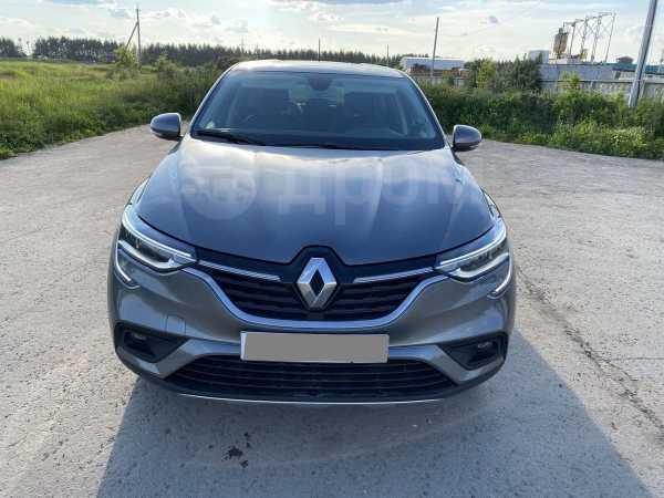 Renault Arkana, 2019 год, 1 235 000 руб.