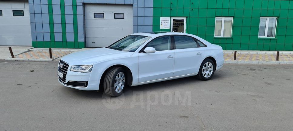 Audi A8, 2015 год, 1 870 000 руб.