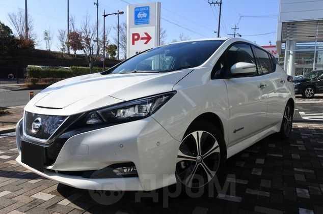Nissan Leaf, 2017 год, 533 000 руб.