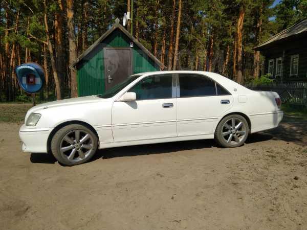 Toyota Crown, 2002 год, 470 000 руб.