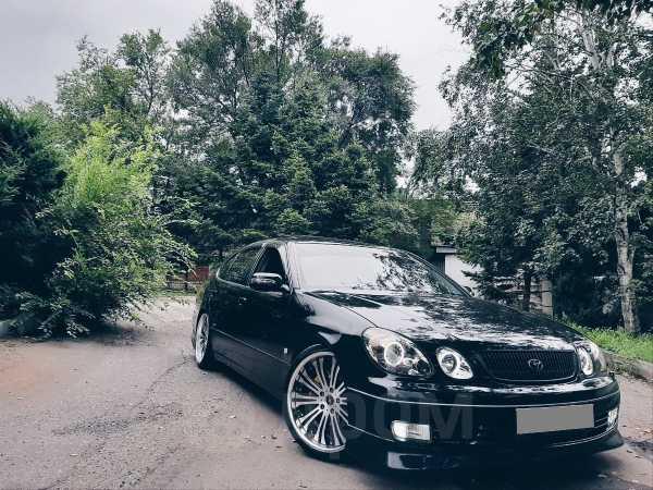 Toyota Aristo, 1998 год, 505 000 руб.