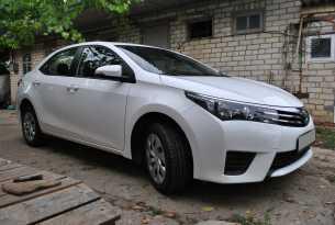 Георгиевск Corolla 2013
