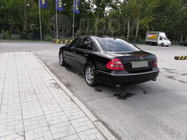 Mercedes-Benz E-Class, 2002 год, 470 000 руб.