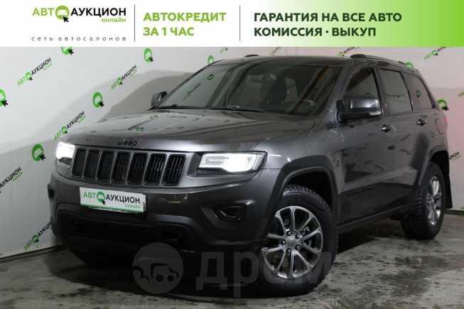 Jeep Grand Cherokee, 2013 год, 1 539 000 руб.