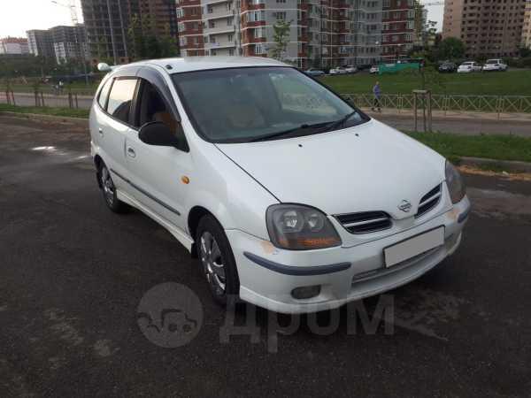 Nissan Tino, 2000 год, 160 000 руб.