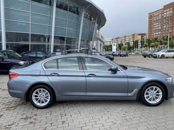 BMW 5-Series, 2019 год, 2 605 700 руб.