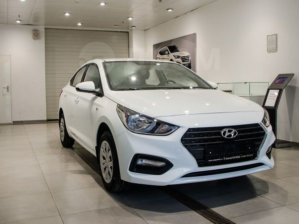 Hyundai Solaris, 2020 год, 905 000 руб.