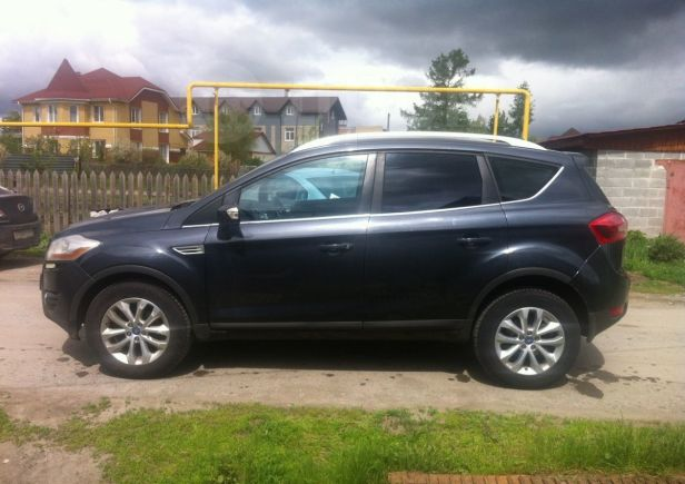 Ford Kuga, 2008 год, 450 000 руб.