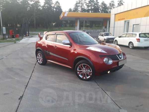 Nissan Juke, 2011 год, 695 000 руб.