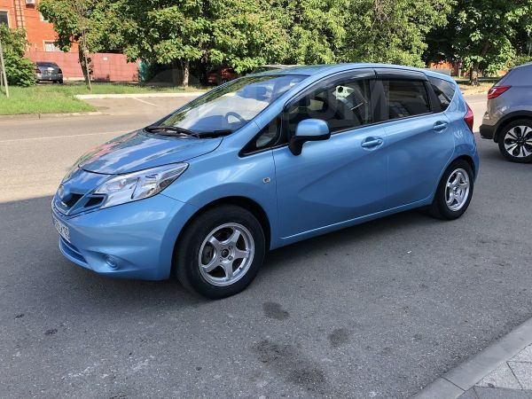 Nissan Note, 2012 год, 349 000 руб.