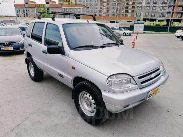 Chevrolet Niva, 2007 год, 132 700 руб.