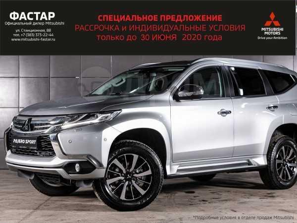 Mitsubishi Pajero Sport, 2019 год, 2 908 000 руб.