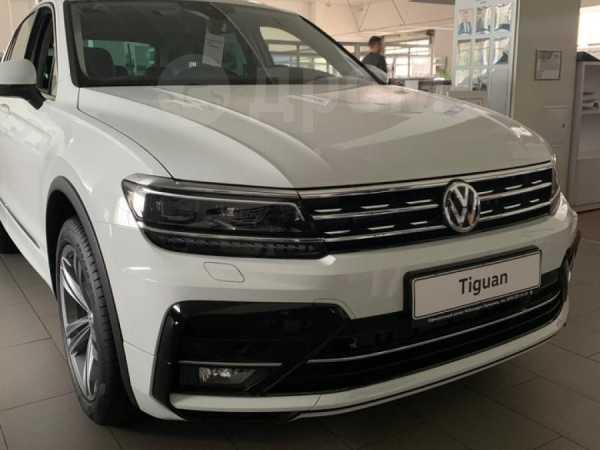 Volkswagen Tiguan, 2020 год, 2 695 300 руб.