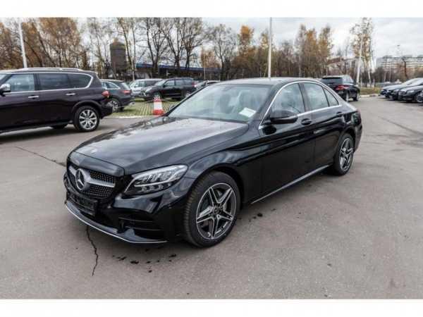 Mercedes-Benz C-Class, 2020 год, 2 631 944 руб.
