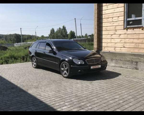Mercedes-Benz C-Class, 2006 год, 555 000 руб.