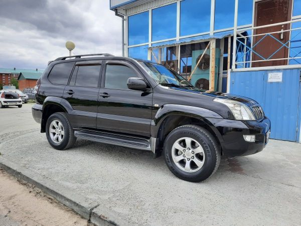 Toyota Land Cruiser Prado, 2008 год, 1 440 000 руб.